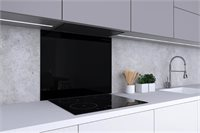 Black Backsplash (35.4 x 27.6)